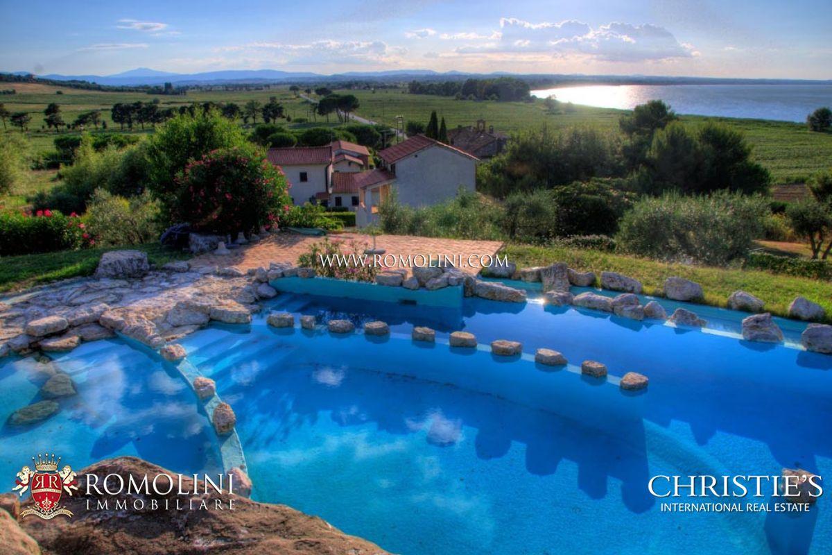Lago trasimeno resort con piscina in vendita - B b con piscina toscana ...