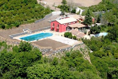 AGRITURISMO FOR SALE IN SICILY, ETNA